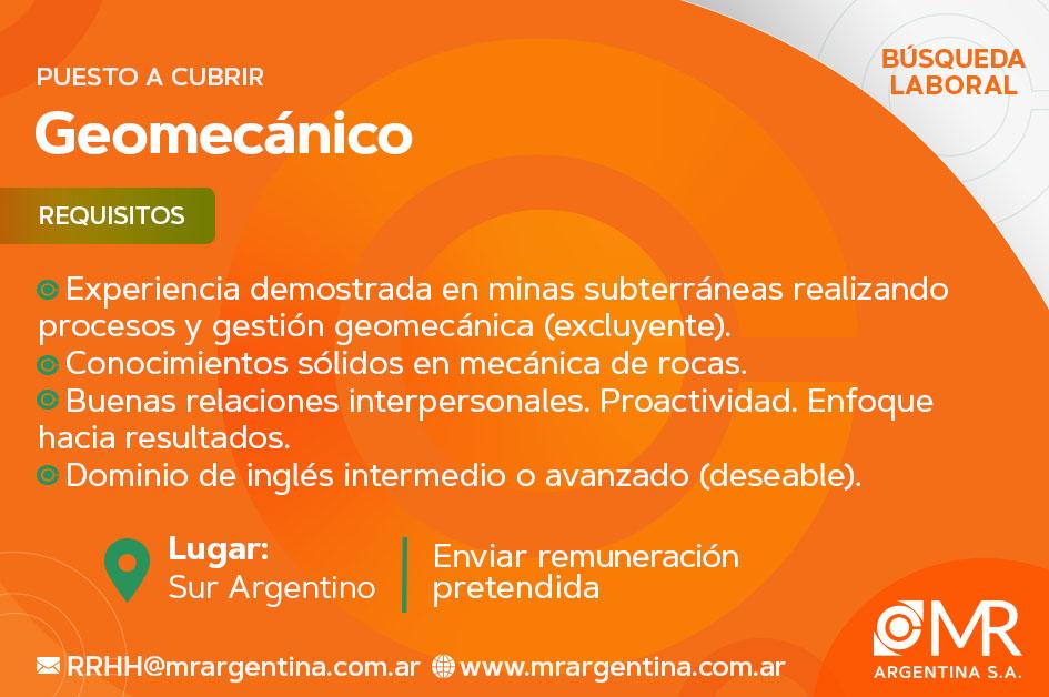 GEOMECANICO