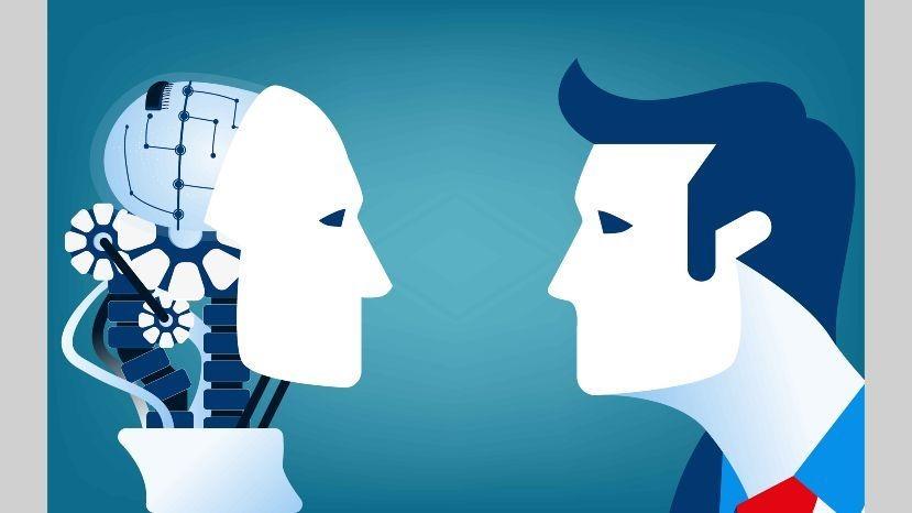 Lejos de Prescindir de los Humanos en las empresas, los robots los necesitan.
